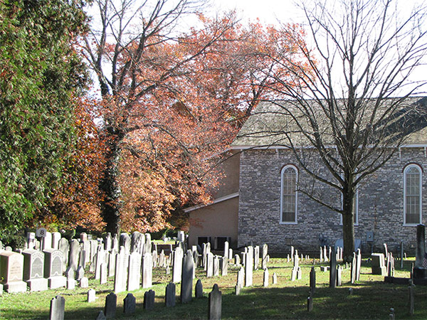 BCGV Cemetery In The Fall