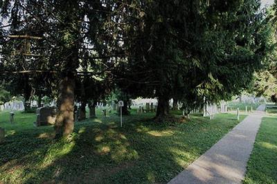 BCGV Cemetery Marker 1