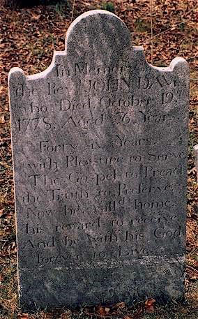 BCGV Cemetery Marker 3