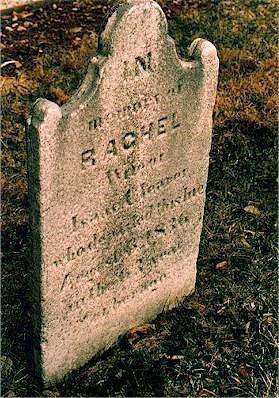 BCGV Cemetery Marker 6