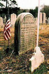 BCGV Cemetery Marker 8