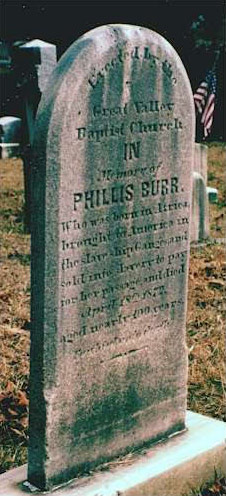 BCGV Cemetery Marker 9